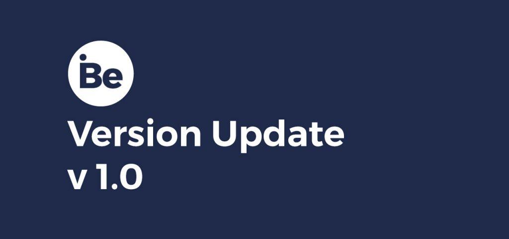 Version Update – 1.0