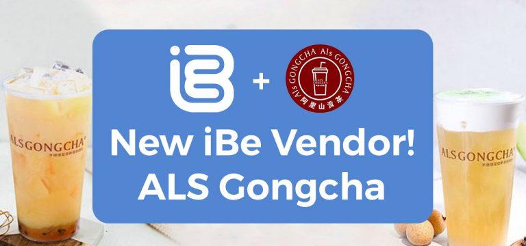 New Vendor! – ALS Gongcha