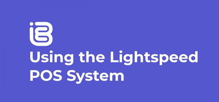 Using Lightspeed
