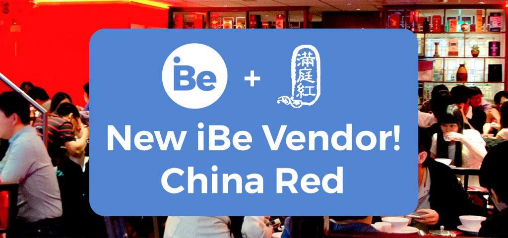 New Vendor! – China Red Restaurant