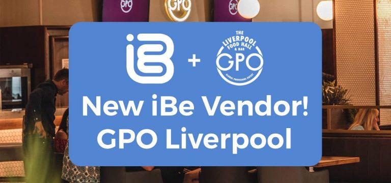 New Vendor! – GPO Liverpool